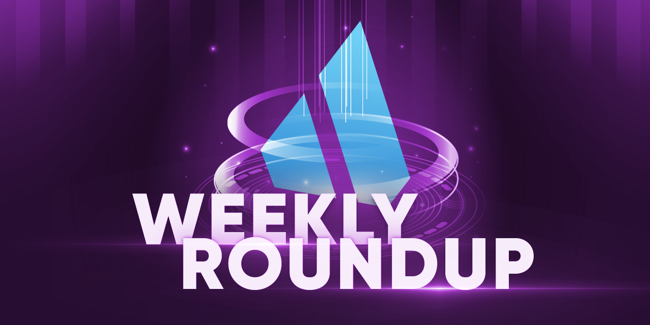 Weekly Roundup (23-29 March)