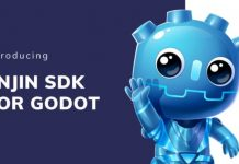 Godot cute logo