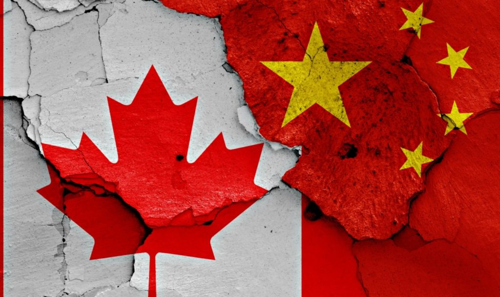 CBDC ARms Race Canada vs China DCEP