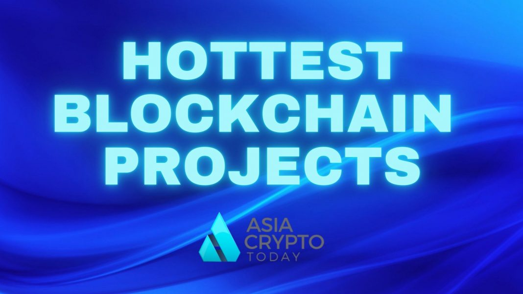 Hottest blockchain projects of the week