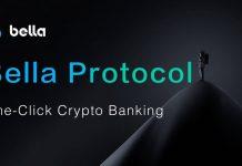 Bella protocol one click Crypto Banking