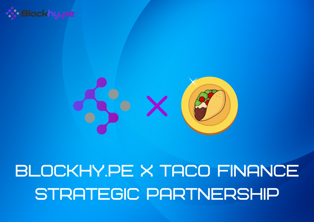 taco finance and block hype