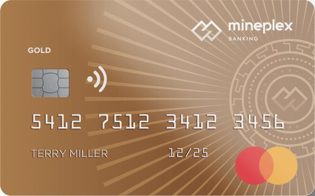 mineplex gold card